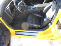 2010 Chevrolet Corvette Coupe 3LT, Picture of 2010 Chevrolet Corvette Base 3LT, interior