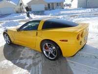 2010 Chevrolet Corvette Coupe 3LT, Picture of 2010 Chevrolet Corvette Base 3LT, exterior