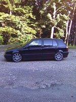 1995 Volkswagen Golf Overview