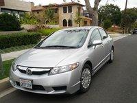 Picture of 2010 Honda Civic GX, exterior