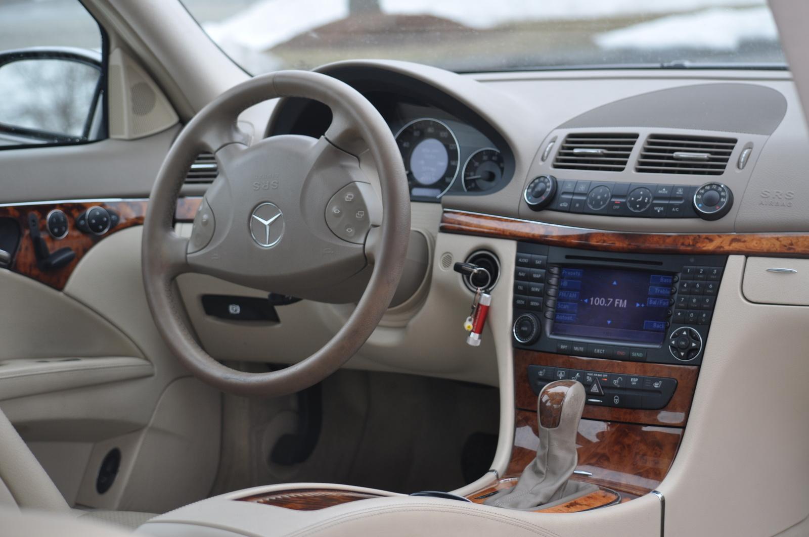 2006 Mercedes Benz E Class Interior Pictures Cargurus