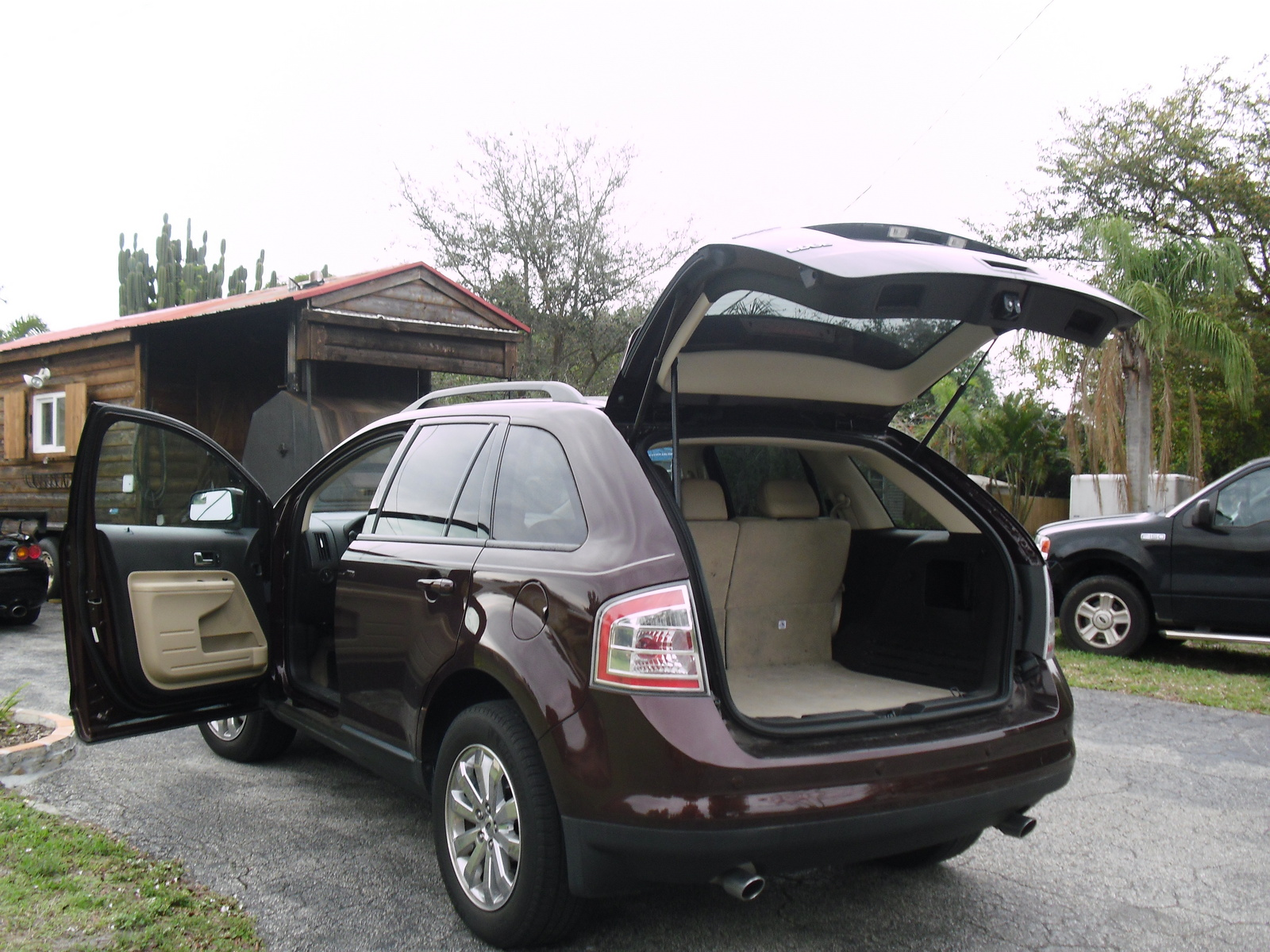 2010 ford edge review cargurus. Black Bedroom Furniture Sets. Home Design Ideas