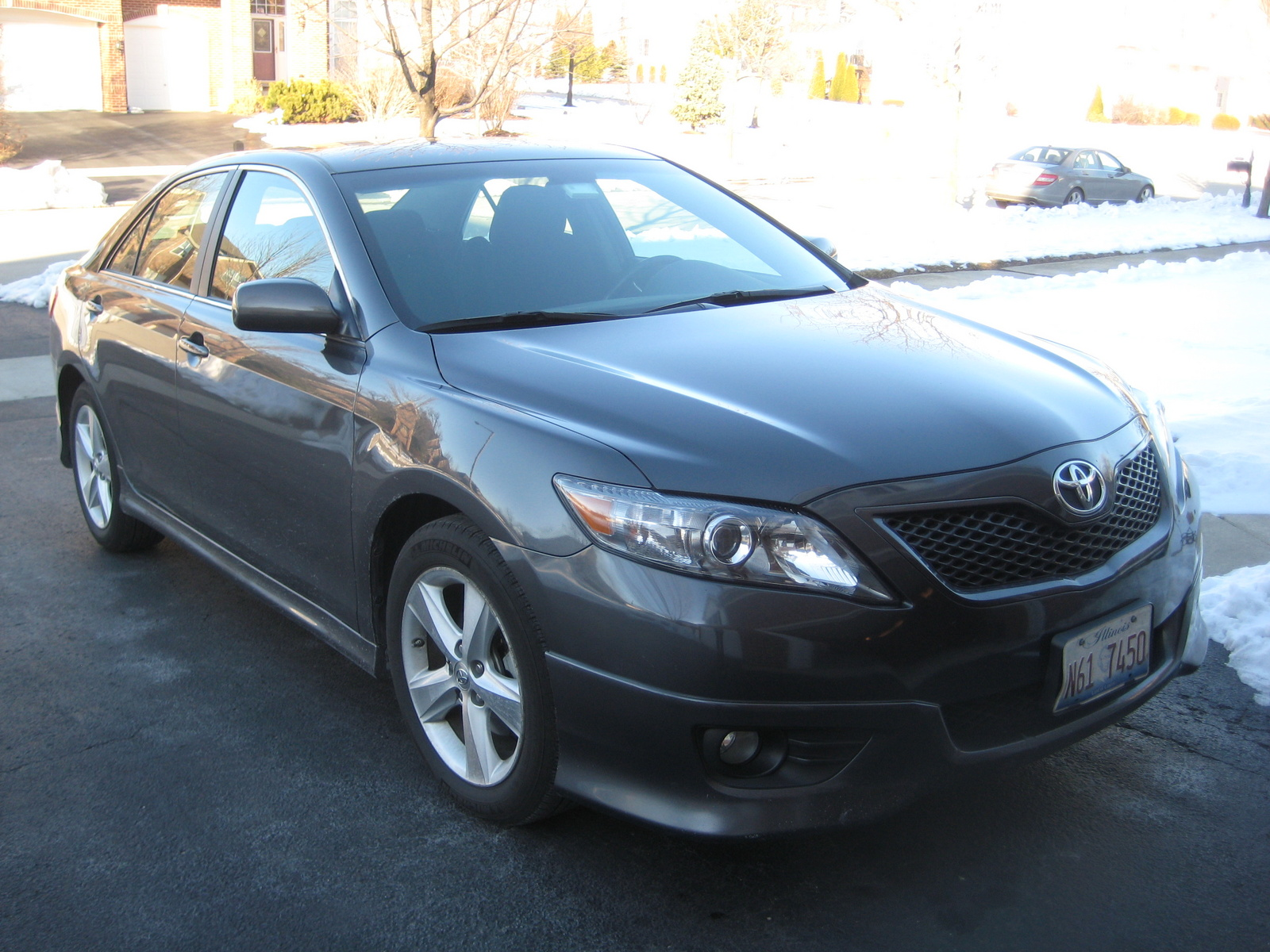 picture of 2010 toyota camry se exterior. Black Bedroom Furniture Sets. Home Design Ideas