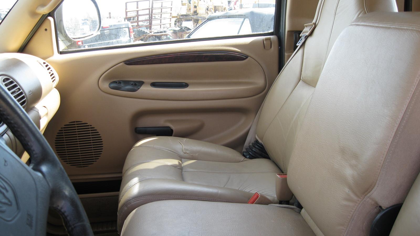 2000 Dodge Ram Pickup 1500 Interior Pictures Cargurus