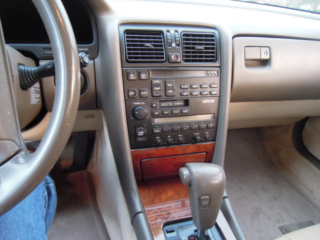 Picture of 1991 Lexus LS 400 RWD, interior, gallery_worthy