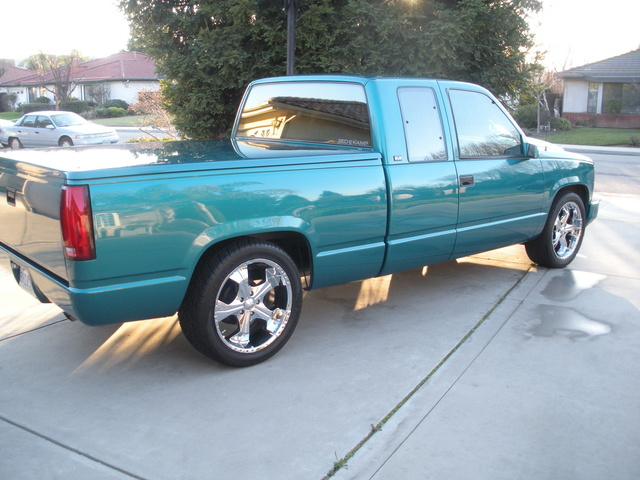 Picture of 1993 GMC Sierra 1500 C1500 SLE Extended Cab SB, exterior, gallery_worthy