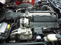 Picture of 1993 Chevrolet Corvette Convertible, engine