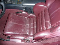 Picture of 1993 Chevrolet Corvette Convertible, interior