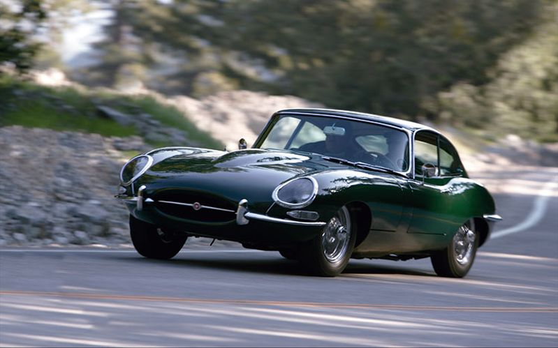 1967 Jaguar E-Type picture, exterior