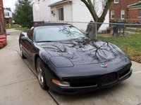 2002 Chevrolet Corvette Convertible, She is a fun fast ride.  Catches all the looks, exterior