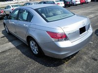 Picture of 2009 Honda Accord LX-P, exterior
