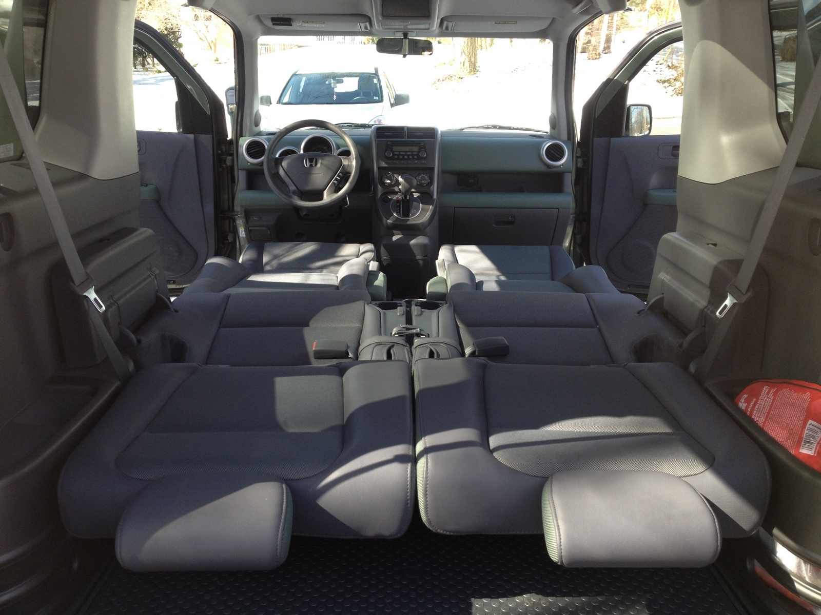 2005 Honda Element - Interior Pictures - CarGurus