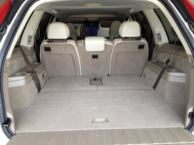 Picture of 2010 Volvo XC90 V8 AWD, interior, gallery_worthy