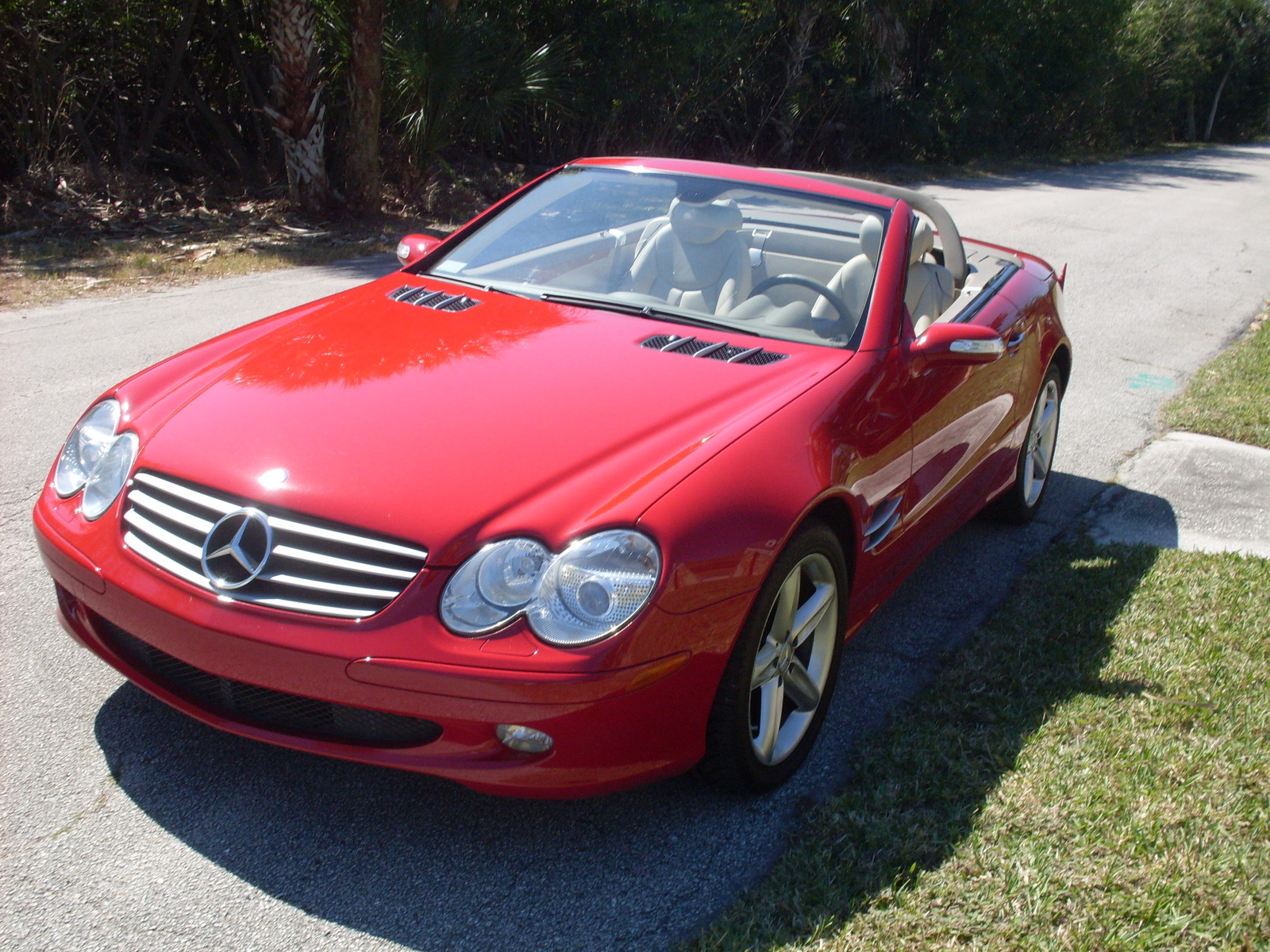 2005 mercedes benz sl class pictures cargurus for Mercedes benz sl class sl500