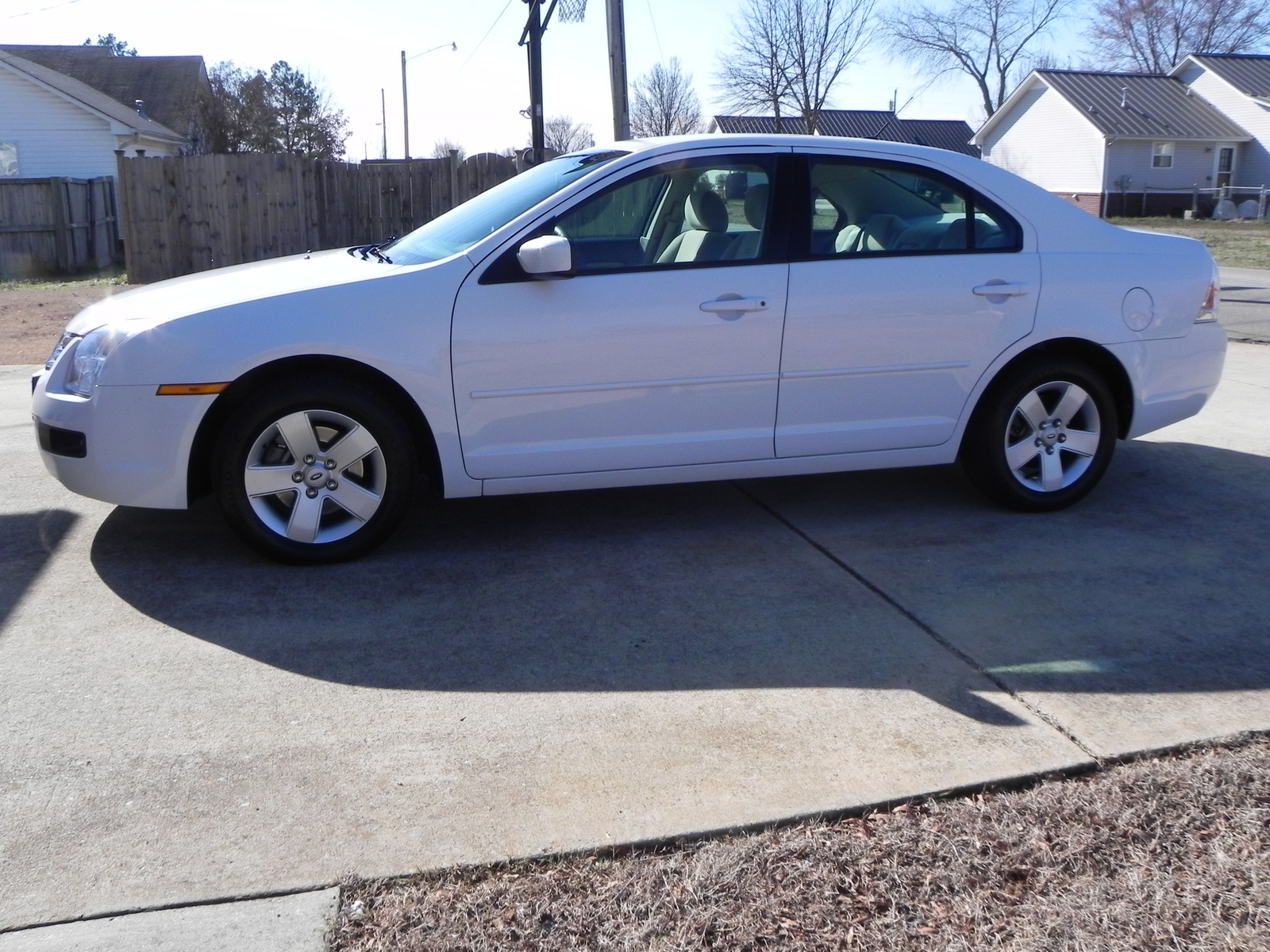 2007 Ford Fusion Pictures Cargurus