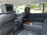 Picture of 2012 Infiniti QX56 4WD w/ Split Bench Seat Pkg, interior