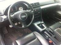 Audi A Interior Pictures CarGurus - Audi a4 2004