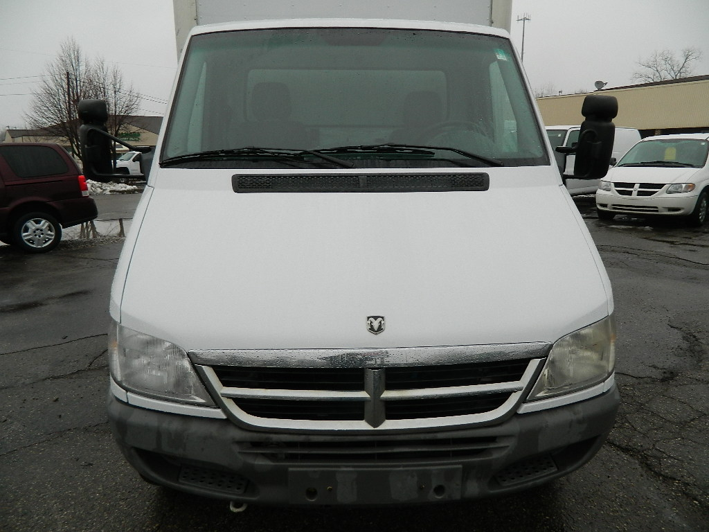 Picture of 2005 Dodge Sprinter Cargo 3 Dr 3500 High Roof 158 WB Cargo Van Extended