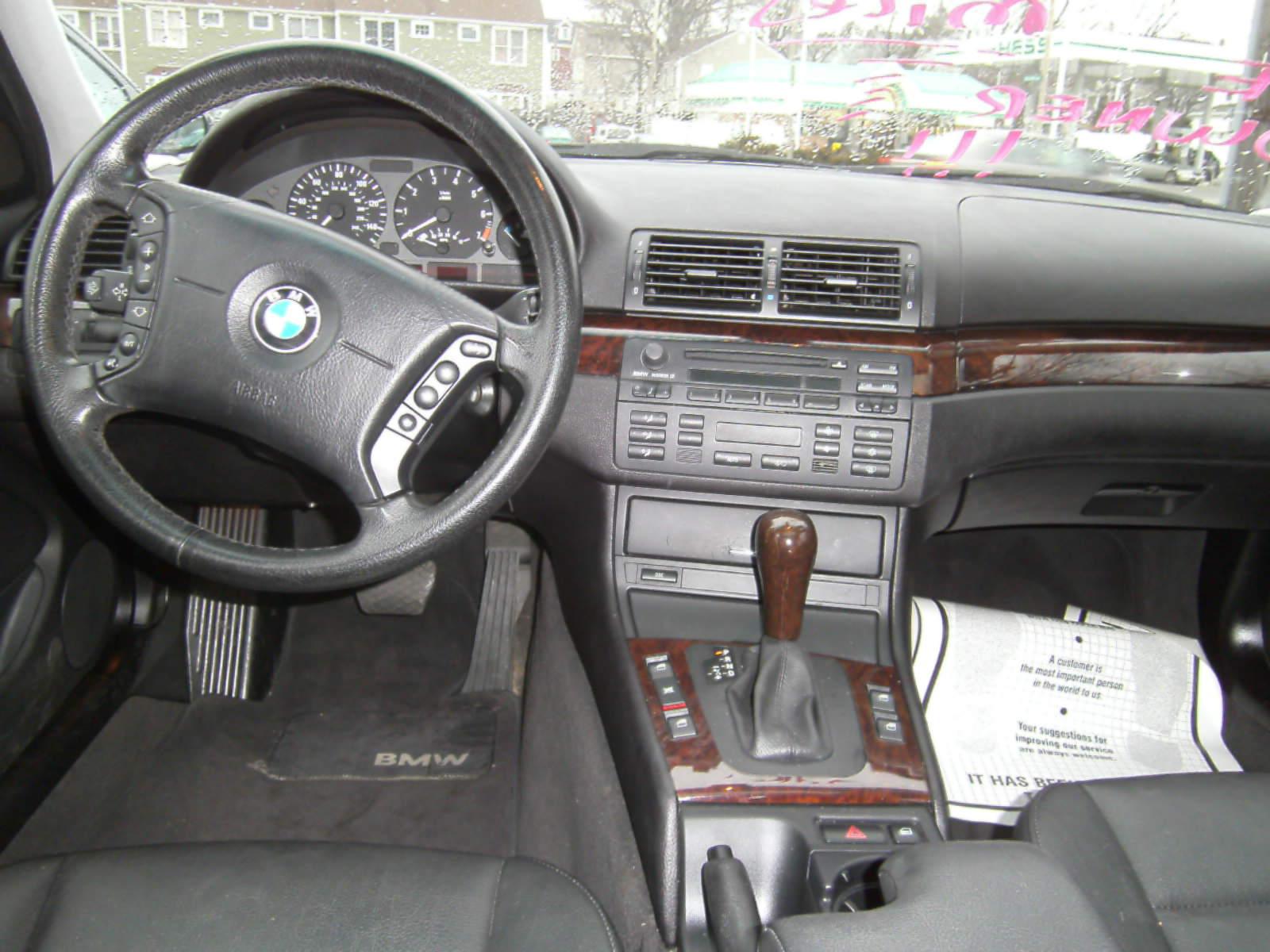 Bmw 325i 2004 Interior