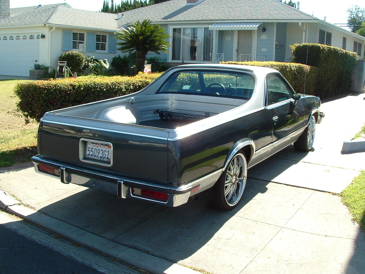 1985 Chevrolet El Camino Overview Cargurus 1970 Impala For Sale Craigslist