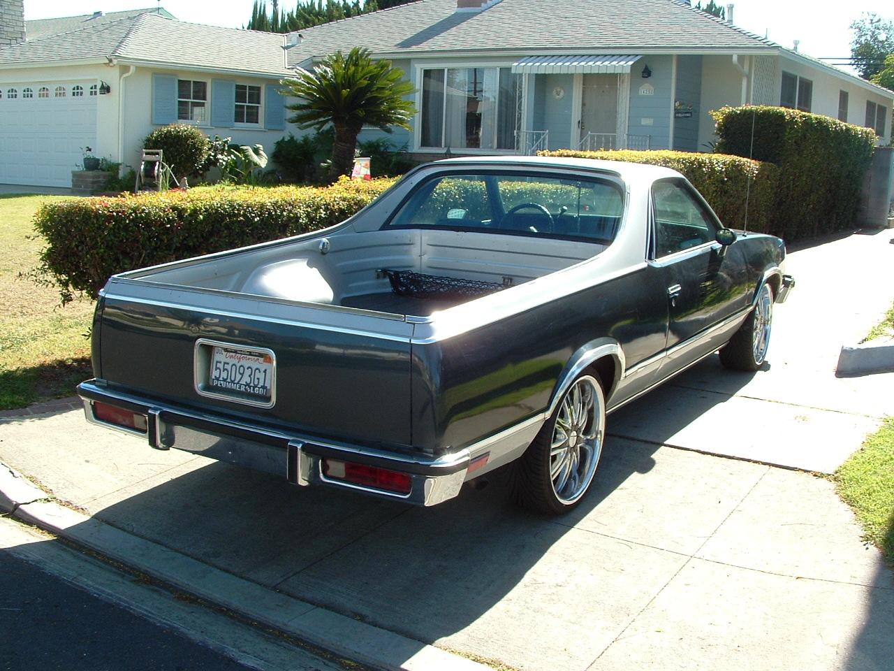 1985 Chevrolet El Camino - Overview - CarGurus