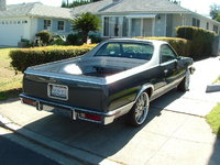 1985 Chevrolet El Camino Overview