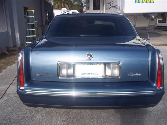 Picture of 1998 Cadillac DeVille Base Sedan