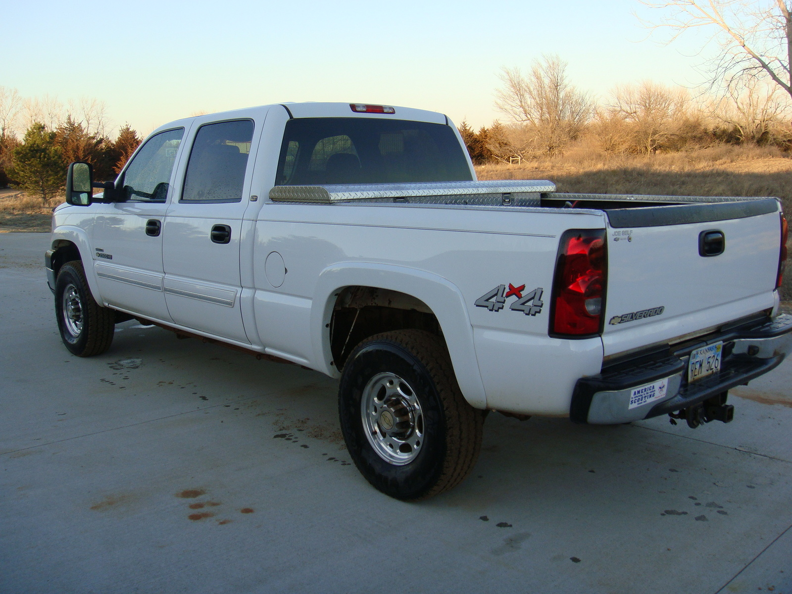 picture of 2006 chevrolet silverado 2500hd ls 4dr crew cab 4wd sb. Cars Review. Best American Auto & Cars Review