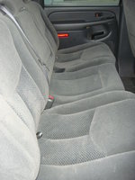 Picture of 2006 Chevrolet Silverado 2500HD LS 4dr Crew Cab 4WD SB, interior