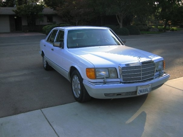 Picture of 1989 Mercedes-Benz 300-Class
