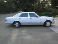 1989 Mercedes-Benz 300-Class Overview