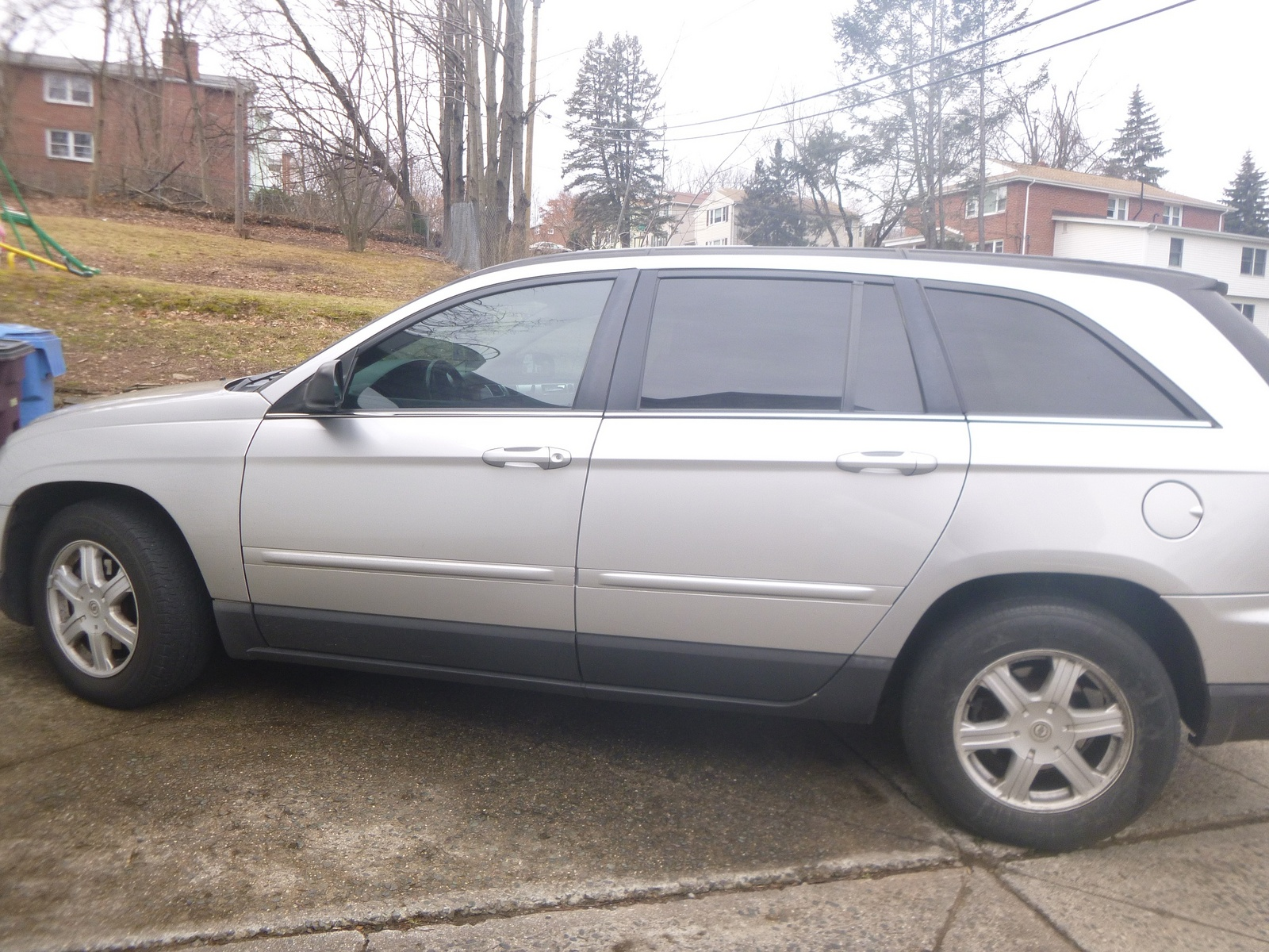 2005 chrysler pacifica touring picture exterior. Cars Review. Best American Auto & Cars Review