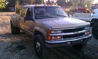 Picture of 1998 Chevrolet C/K 3500 Crew Cab 4WD, exterior