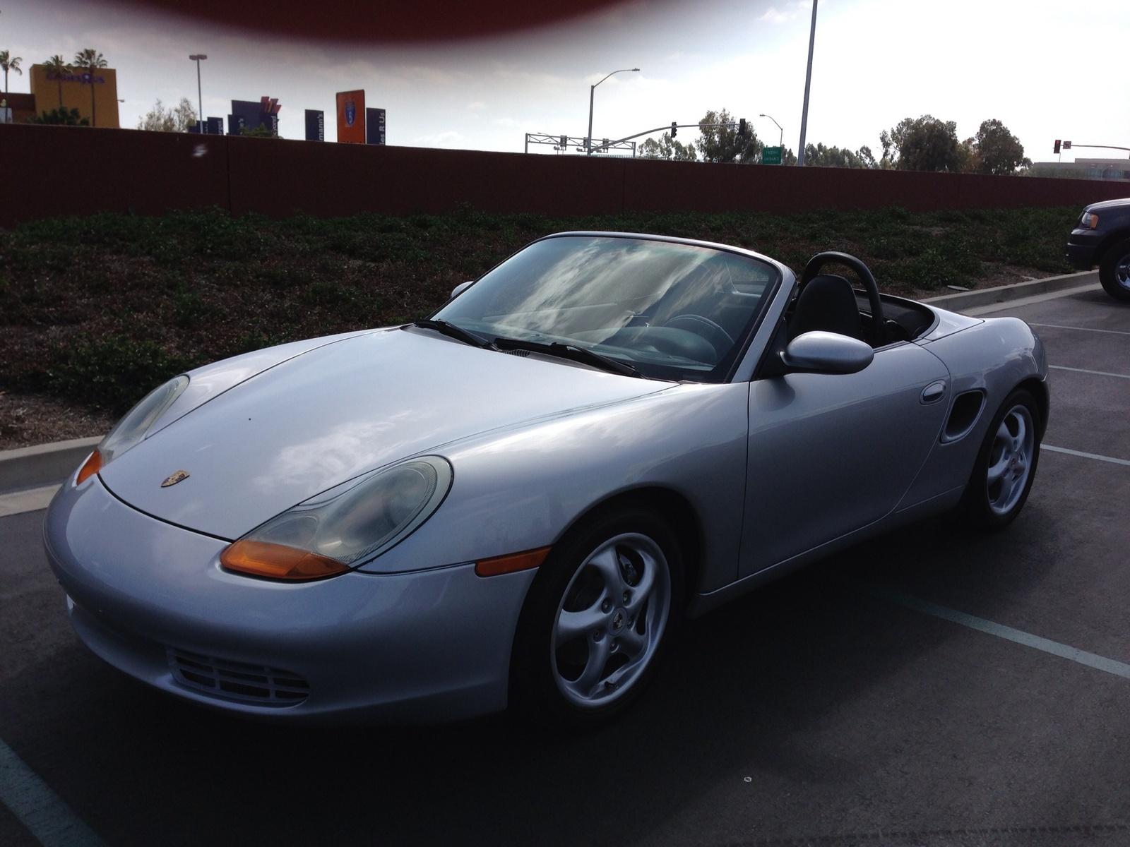 1999 Porsche Boxster Pictures Cargurus