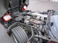 Picture of 1989 Chevrolet Corvette Convertible, engine