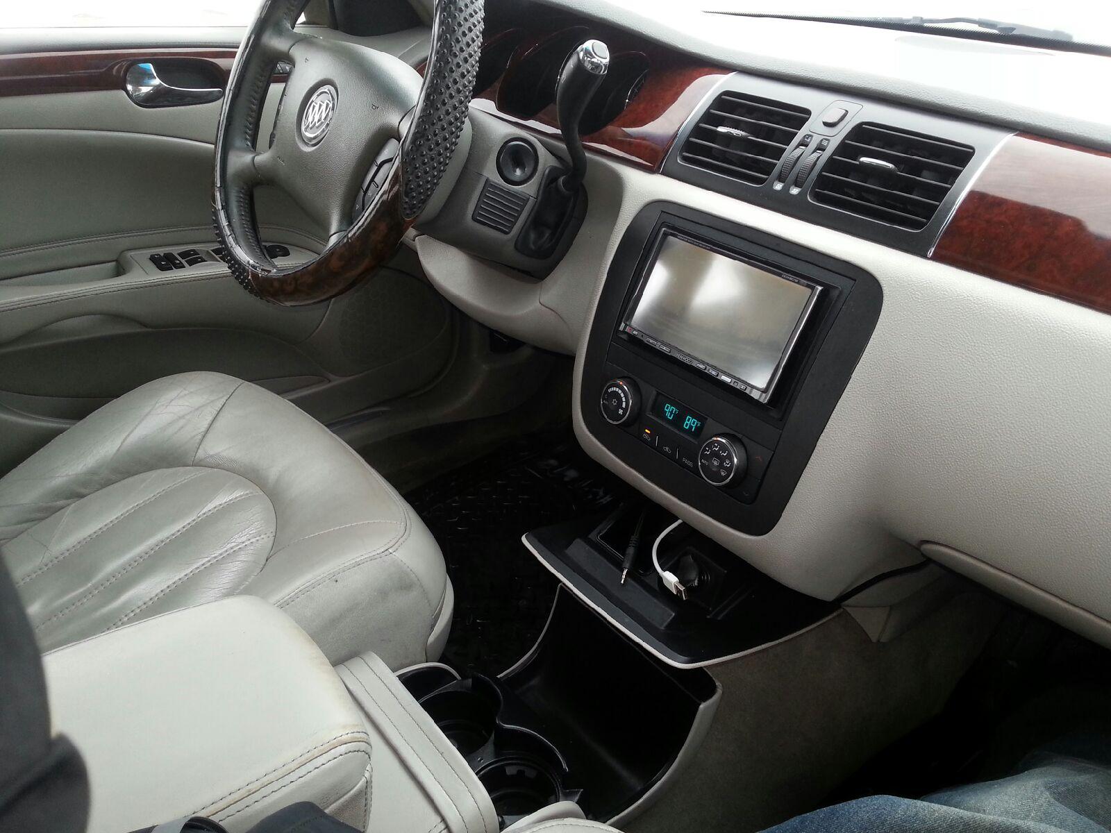 buick lucerne 2006 interior cxl v6 cargurus