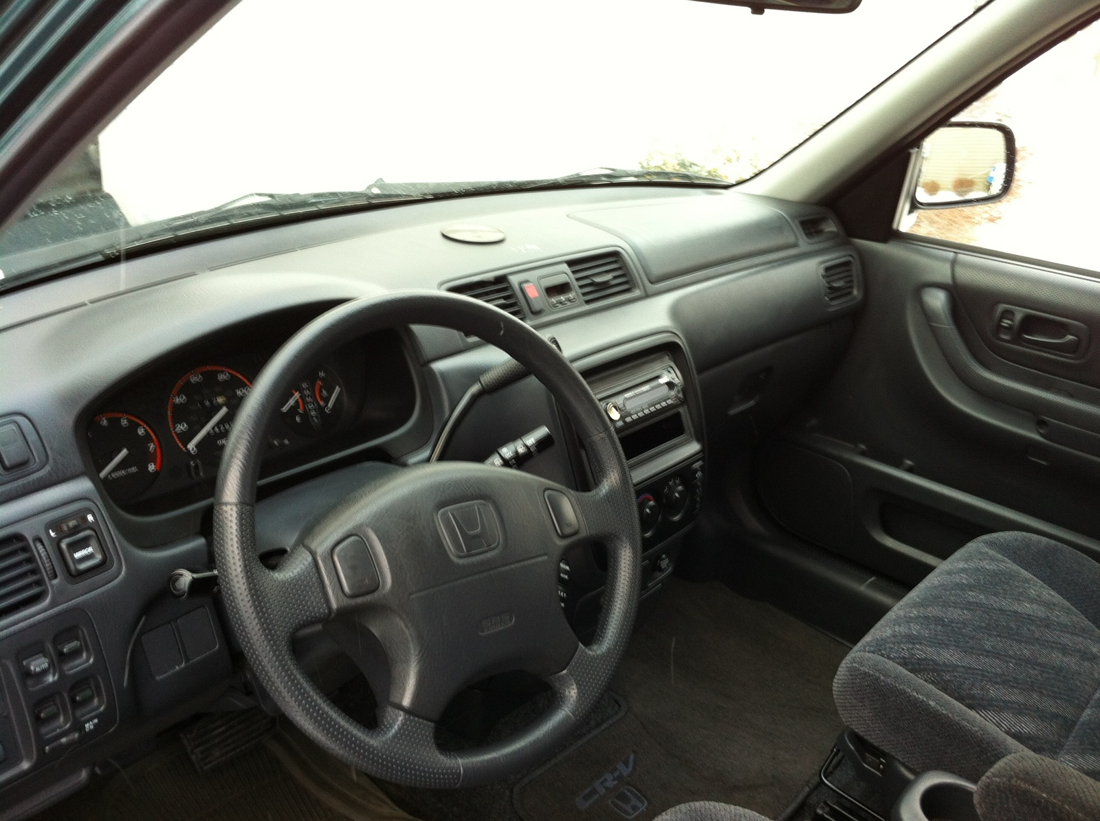 Picture of 2000 Honda CR-V LX AWD, interior