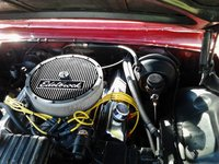 Picture of 1972 Chevrolet Monte Carlo Base Coupe, engine, gallery_worthy