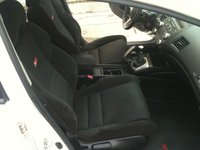 Picture of 2007 Honda Civic Coupe Si, interior