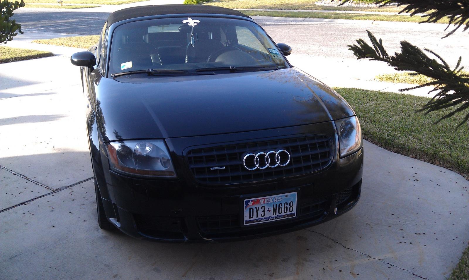 2004 Audi TT - Pictures - CarGurus