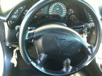 2001 Chevrolet Corvette Coupe picture, interior