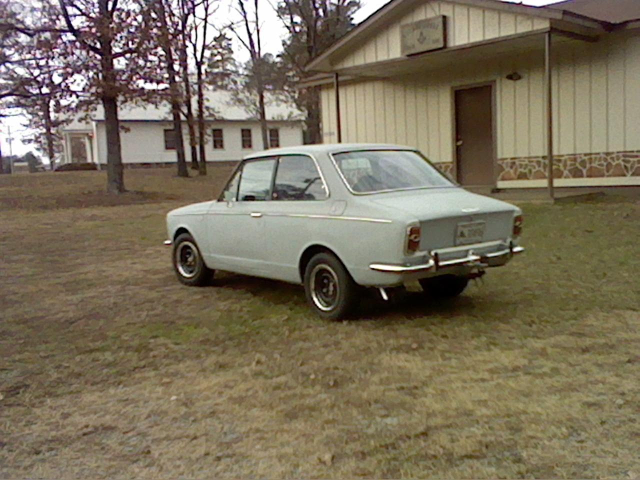 1968 Toyota Corolla Pictures Cargurus