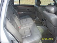 Picture of 1999 Cadillac DeVille Concours Sedan, interior