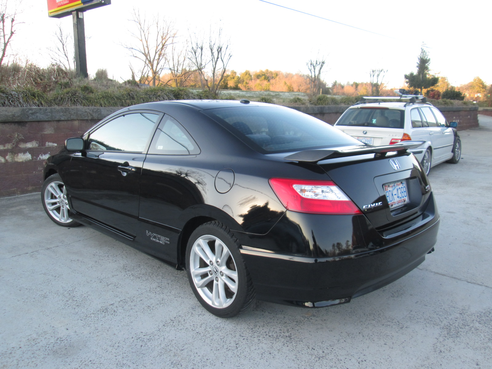Used Honda Civic Si >> 2006 Honda Civic - Exterior Pictures - CarGurus