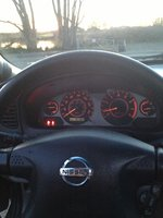 Picture of 2002 Nissan Sentra SE-R, interior