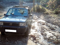 Picture of 1992 FIAT Panda, interior, gallery_worthy