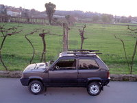 1992 Fiat Panda Overview
