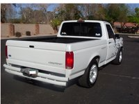 Picture of 1994 Ford F-150 SVT Lightning 2 Dr STD Standard Cab SB, exterior, gallery_worthy