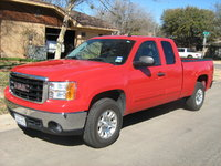 Picture of 2007 GMC Sierra 1500 SLE1 Ext. Cab SB, exterior