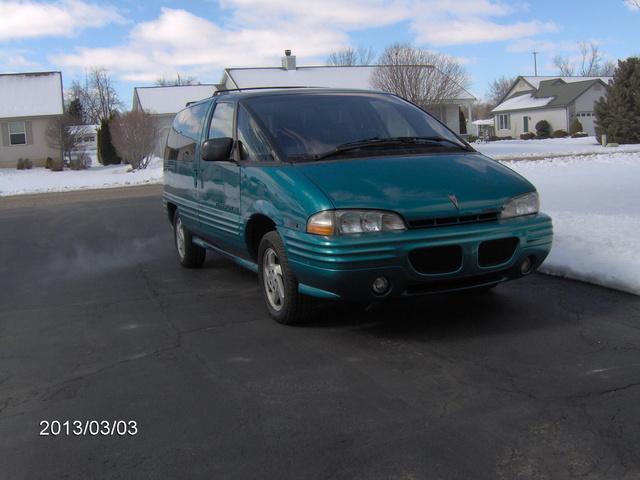 Picture of 1995 Pontiac Trans Sport 3 Dr SE Passenger Van